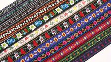 Tapestry Hippy (Hippie) Retro Narrow Camera Strap - You Choose the Design!