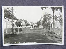Friedeberg a. Queis Flinsbergerstraße Isergebirge Schlesien / 32