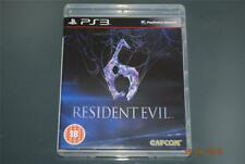 Resident Evil 6 PS3 Playstation 3 **FREE UK POSTAGE**