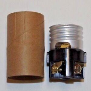 FULL KEYLESS 3 WAY 3 TERMINAL INTERIOR LAMP SOCKET LAMP PART NEW 30130J