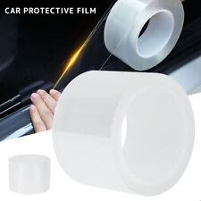 7cm*5m Auto Lackschutzfolie Transparent Universal Spezial Schutzfolie Folien