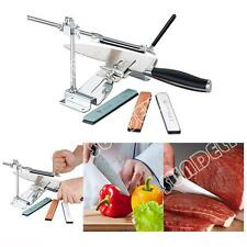 3rd RUIXIN PRO Fix-Angle Sharpening System Edge Style Knife Sharpener + 4 Stone