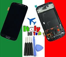 Blue For SAMSUNG GALAXY S3 i9300 LCD Digitizer Touch Screen Replacement + Frame