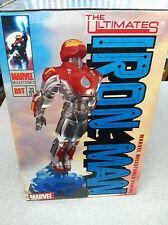 The Ultimates Marvel Milestone Statue Iron Man RARE Production Model #0/1000