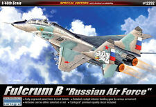Academy 12292 MiG-29 'Fulcrum-B' Russian Air Force 1/48 Scale Plastic Model Kit
