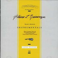 Blaine L. Reininger - Instrumentals [New CD]