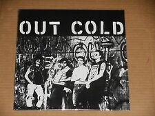 OUT COLD lowell LP SEALED original 1994 punk hardcore bad chopper oblivionation