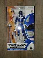 Power Rangers Lightning Collection Mighty Morphin Blue Ranger New In Hand