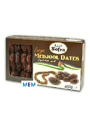 Dattes medjool / medjoul qualité premium provenance Jordanie 450 gr
