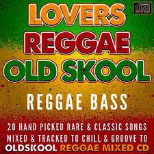 Lovers Reggae Old Skool CD NEW DJ MIX 2018 REGGAE BASS CLASSIC RARE SONGS SUMMER