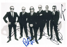"The Pretty Things genuine autograph 8""x12"" photo signed In Person English rock"