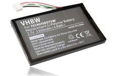 Akku Navi Batterie [1300mAh] fuer NAVIGON 8110 Navigationssystem