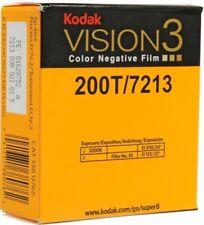 *HARD TO FIND* Original Kodak Vision 3 Super 8mm Color Film 200T/7219 *MINT*