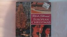 Rick Steves' European Christmas Book 2005 From Avalon Travel Publishing NEW bk02