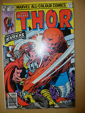 THE MIGHTY THOR Marvel Comics, JULY, 1979 Issue, Vol.1, No.285