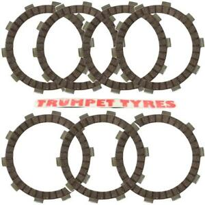 Ducati 749 03 04 05 06 SBS Clutch Friction Plates Set Of 7 50144