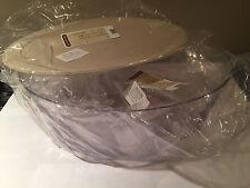 Longaberger Plastic LIdded Storage Protector for Holiday Host Goodies Basket