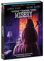 Misery Scream Factory Collectors Edition Blu Ray w/ OOP Rare Slipcover Brand New