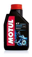 Aceite Motor Moto MOTUL 3000 20W50 4T 1 Litro