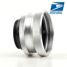 US Pixco Lens Adapter For Kodak Cine Ektar S Mount to C Mount