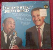 Lawrence Welk & Johnny Hodges 1965 Dot LP Shrink DLP-25682