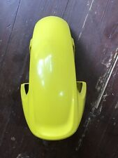 Ducati Scrambler Icon 2015 Front Fender (Yellow) Take-Off