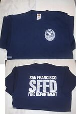 San Francisco Fire Department T-Shirts
