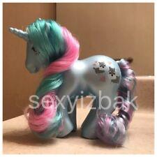Custom My Little Pony - Puppy Love -Unicorn Pearlized  G1 Style  MIB Schnauzer