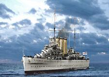HMS Suffolk-Edición Limitada Arte (25)