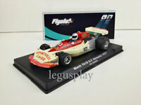 Slot car Scalextric Flyslot 045102 March 761B Gp. Alemania 1977 I.Schecter