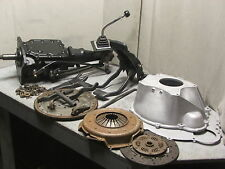 65 67 Mustang Falcon Comet Toploader 4 Speed Transmission 65 kit auto to 4 Spd