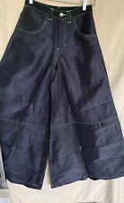 """vintage AURAZE Pants RAVE TRANCE EDM dance club wear 42"""" wide leg Beau Baker NWT"""