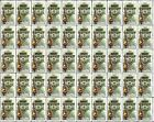 SMOKEY THE BEAR (1984) - Full Mint -MNH- Sheet of 50 Vintage Postage Stamps