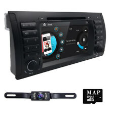 "7"" Car DVD Player Radio Stereo GPS Navigation For BMW M5 E39 X5 E53 1996-2003 US"