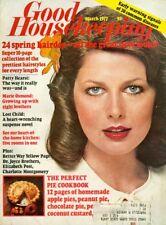 1977 Good Housekeeping Magazine: Cristina Ferrare/24 Spring Hairdos/Patty Hearst