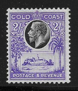 Gold Coast Scott #106, Single 1928 FVF MH