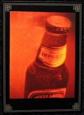 """4x6"""" (10x15cm) Bottle of Beer - True 3d Laser Hologram on film"""