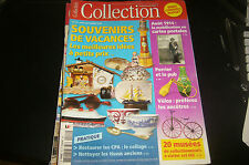MAGAZINE COLLECTION N°10 SOUVENIRS DE VACANCES