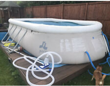 More details for jlong large above ground swimming pool 4.5m x 2.5m - please read description
