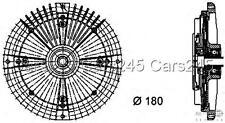 HELLA BEHR Radiator Cooling Fan Clutch Fits MERCEDES O 100 Ssangyong W460 1987-