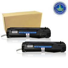 2 PK Q2613A 13A Toner Cartridge For HP 13A LaserJet 1300 1300n 1300xi Printer