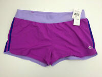 NWT Adidas Women's Grete Short Pink-Purple Size X-Large AA5114 Sugg retail $28