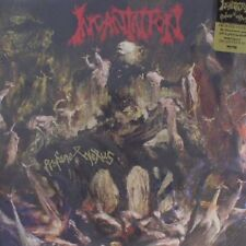 INCANTATION - PROFANE NEXUS - LP BLACK VINYL+MP3- FACTORY NEW