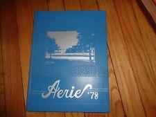 1978 Taft High School Yearbook Chicago