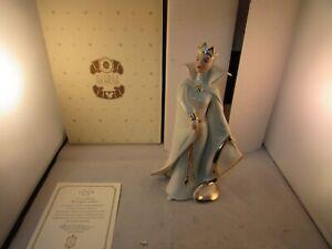 Lenox Classic Disney Showcase Collection Snow White The Empress Of Evil Figurine