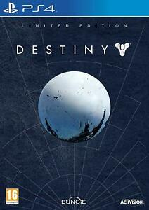 Destiny -- Limited Edition - PlayStation 4 - Brand New & Sealed