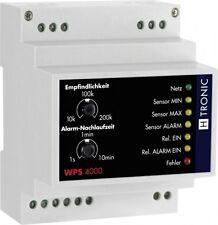 Wasserpegelschalter, Niveauregler Füllen, Leeren  H-Tronic WPS 4000
