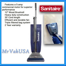 Sanitaire Commercial Bagged Upright Vacuum Cleaner S635A