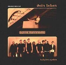 Söhne Mannheims Dein Leben (2004) [Maxi-CD]