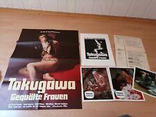 Werbe-Konvolut  : Tokugawa - Gequälte Frauen - Zustand 1-2